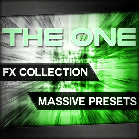 THE ONE FX Collection For NATiVE iNSTRUMENTS MASSiVE